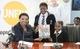 UNFPA Assistant Representative Mareledi Segotso launching SWOP Report at media briefing.PIC MORERI SEJAKGOMO